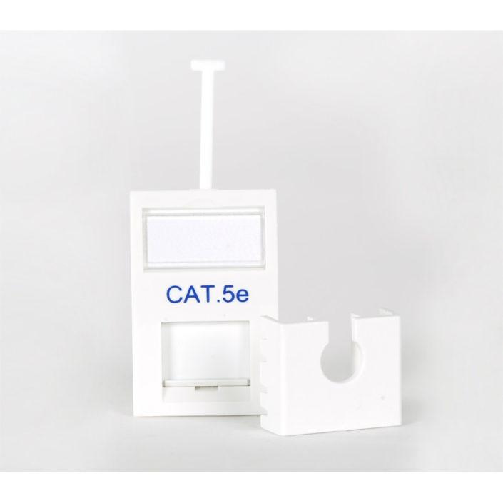 Cat5e LJ6C Size Module