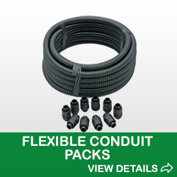 Image of Flexible Conduit Pack
