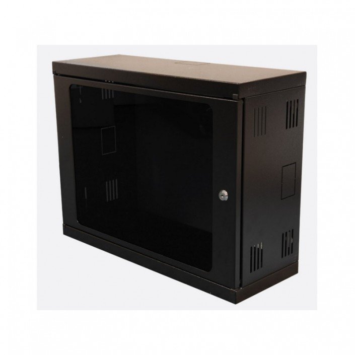 6U 225mm Deep Wall Mount Data Cabinet