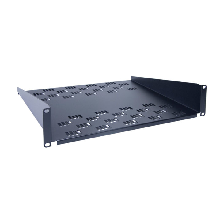 Prism PI Front Mount Shelf 2U 400mm Deep