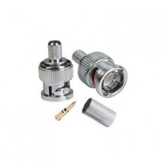 BNC Crimp Plug 75 Ohm