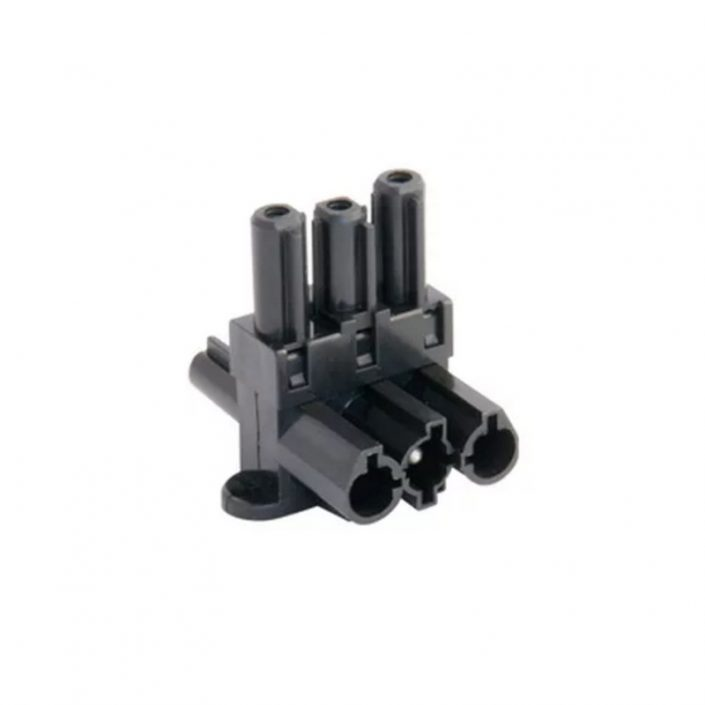 Wieland GST18 Coupler 1 Male to 3 Female