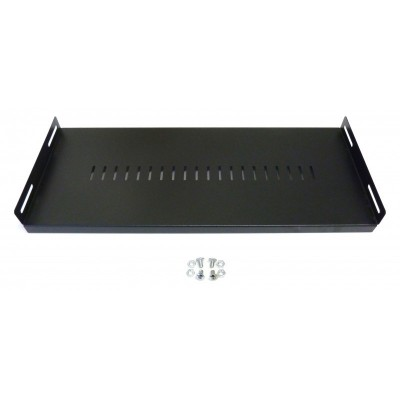 SoHo 1U 10 Inch Front Mount Shelf 200mm Deep