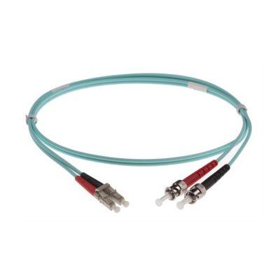 OM3 50/125um Duplex Fibre Patchcord 2.0 Metre