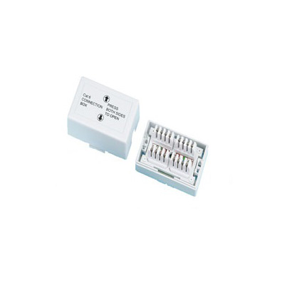 Cat6 Inline Coupler - IDC Punchdown