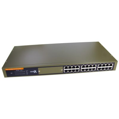 24 Port Fast Ethernet Switch