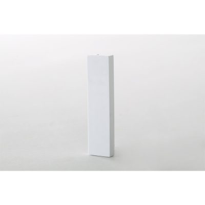 White Quarter Blank (12.5 x 50 mm) For Euro Size Frames