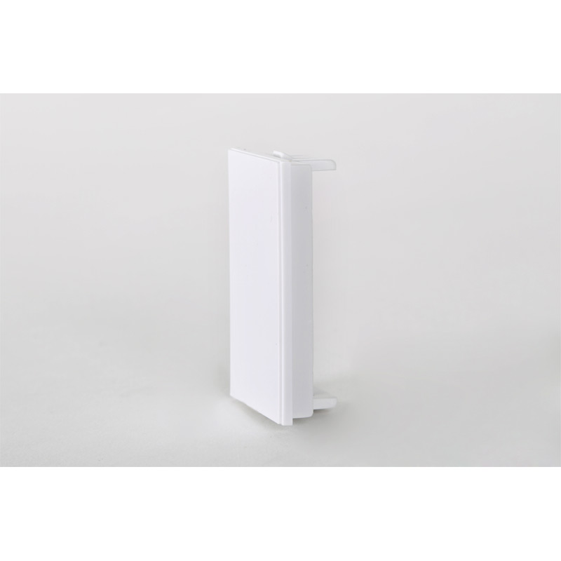 White Half Blank 25 X 50 Mm For Euro Size Frames