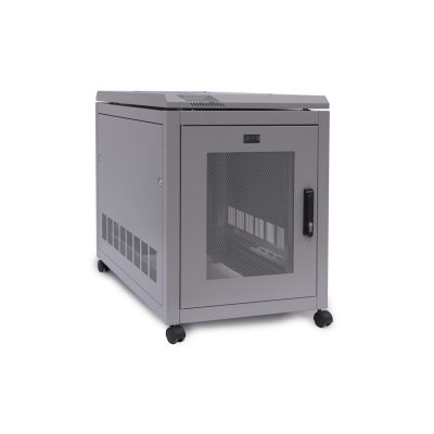 12U 600 Wide x 1000 Deep Prism PI Server Cabinet