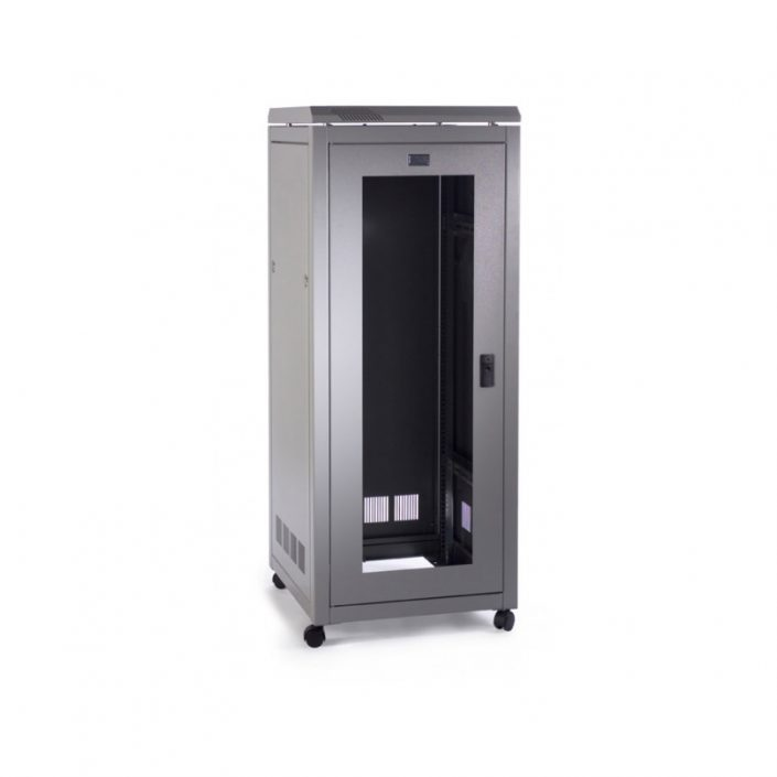 27U 800 Wide x 600 Deep Prism PI Data Cabinet