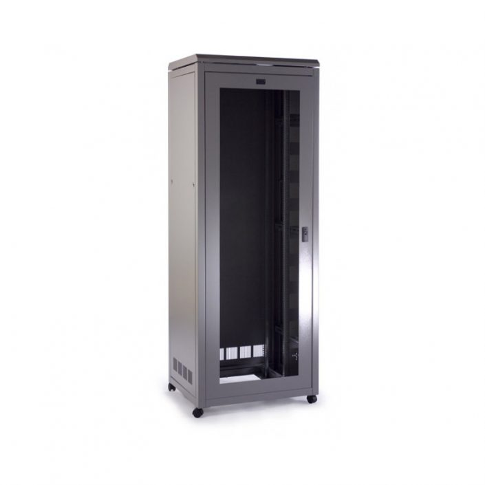 45U 600 Wide x 800 Deep Prism PI Data Cabinet