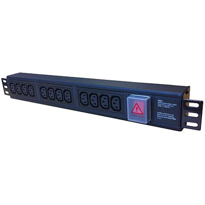 "1.5U 19"" Universal PDU - IEC C13 To C14"