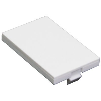 Excel Full 6C Size 23x37mm Blank In White