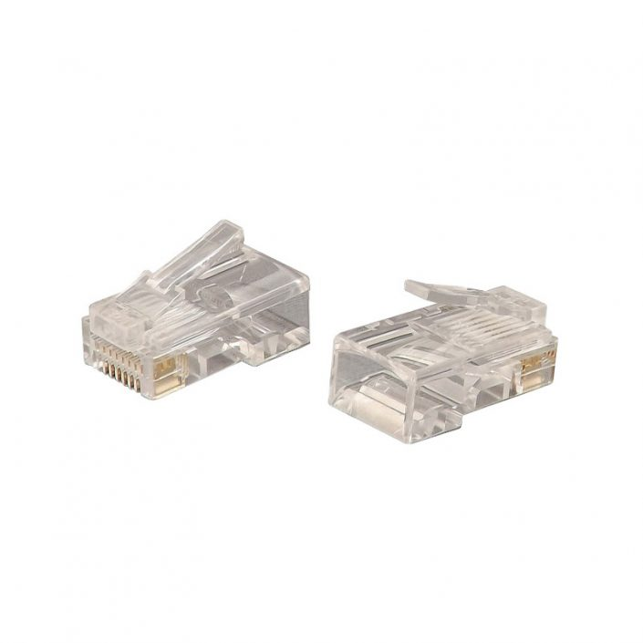 PXSPDY5_SPEEDY RJ45 Plug For Category 5e UTP Cable