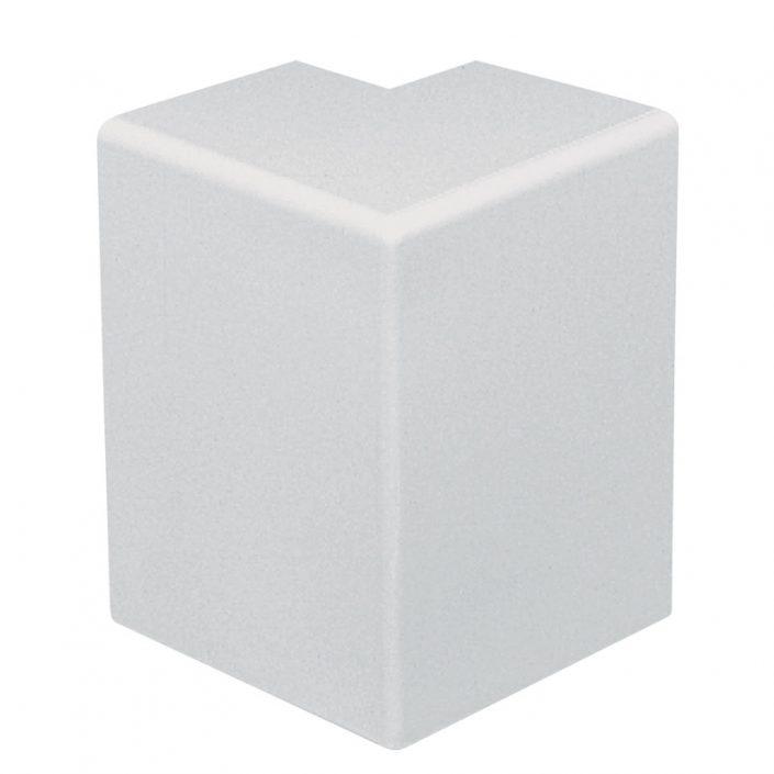 Marshall Tufflex 100x50 Clip On External 90 Degree Bend TOAS100/50CWH