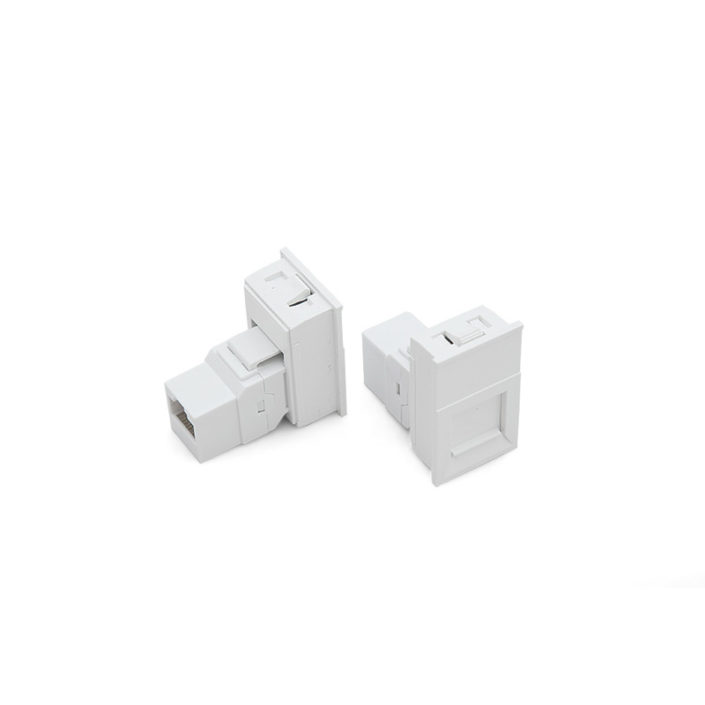 Cat6 LJ6C Size Coupler Module