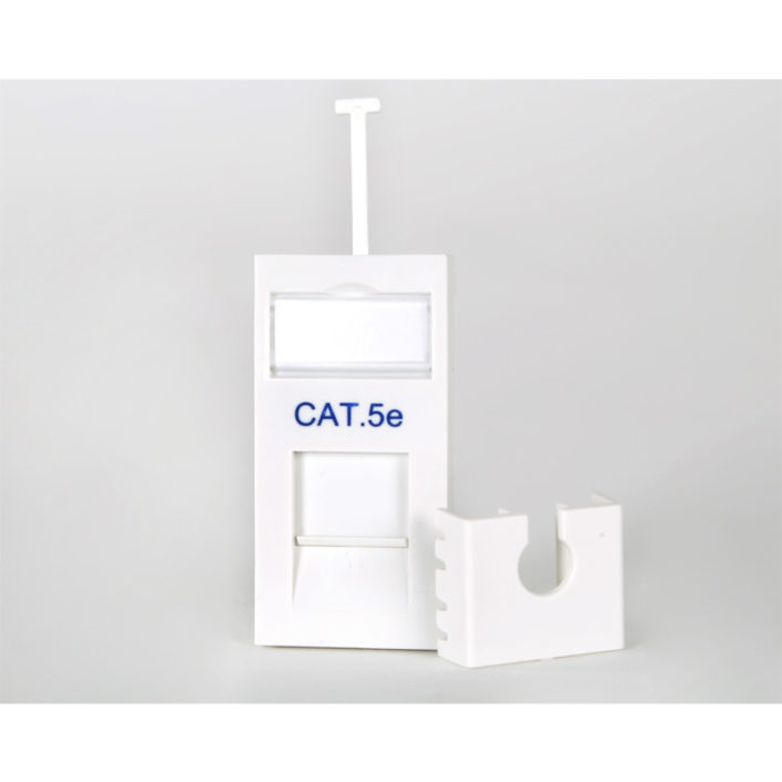 Cat5e Euro Size Module