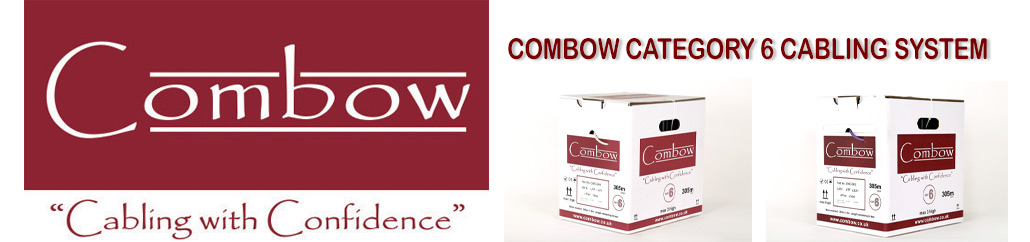 Combow Category 6 Cabling System